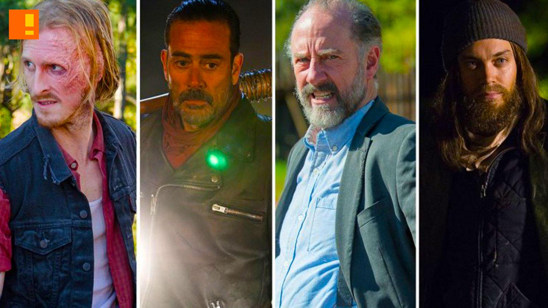 the walking dead, season 7, actors, morgan, entertainment on tap, the action pixel, @theactionpixel