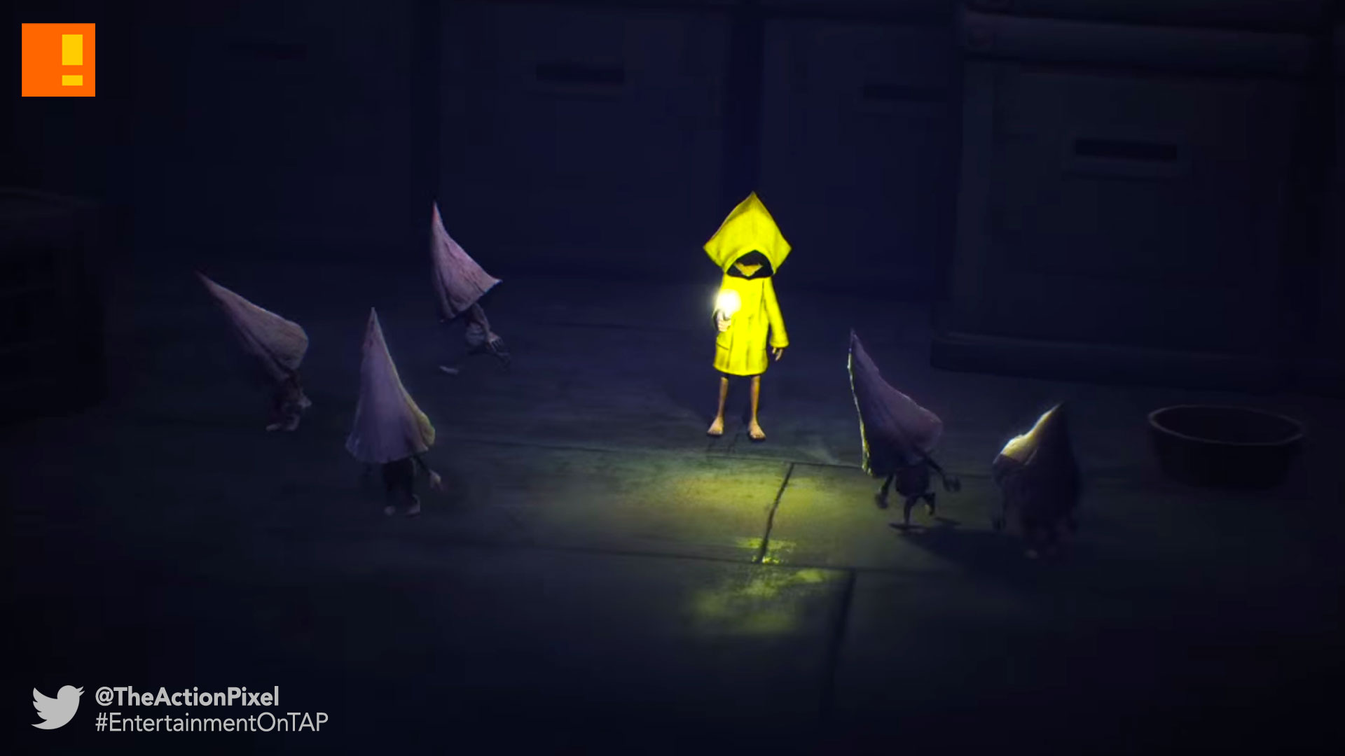 little nightmares, the action pixel, entertainment on tap,
