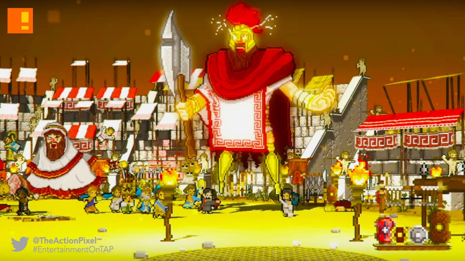 okhlos, the action pixel, devolver digital, entertainment on tap,