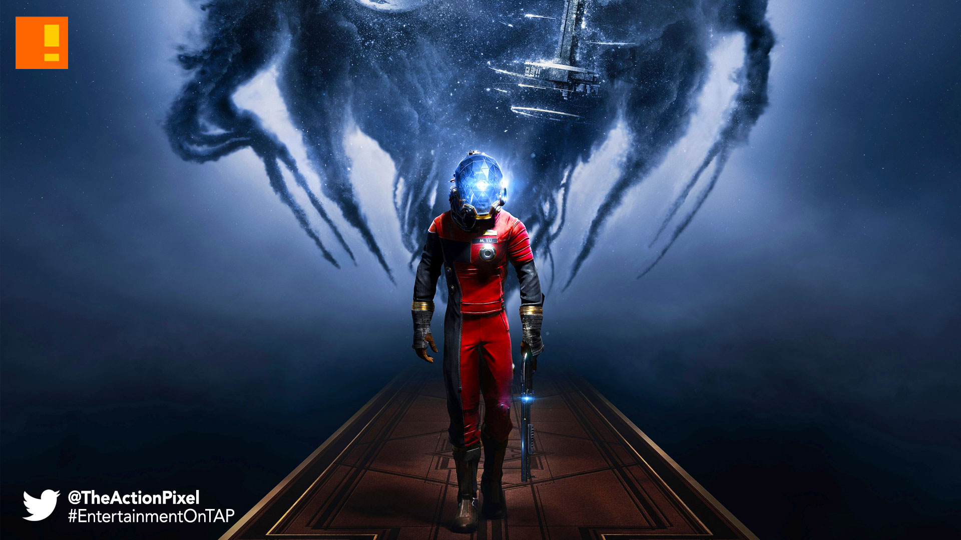 prey,bethesda softworks, official, gameplay trailer,trailer,the action pixel, entertainment on tap,