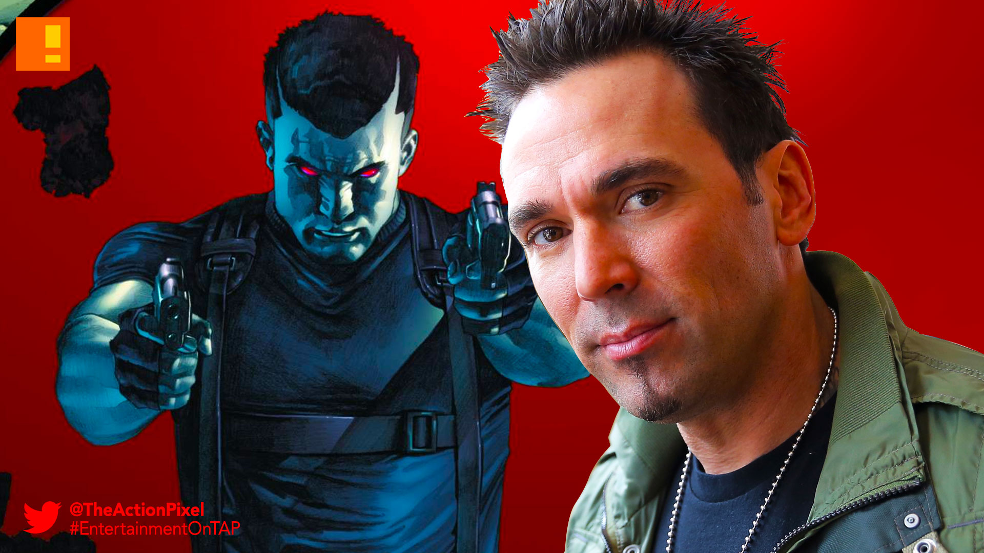 bloodshot Reborn, variant, valiant comics, valiant, jason david frank, the action pixel,entertainment on tap