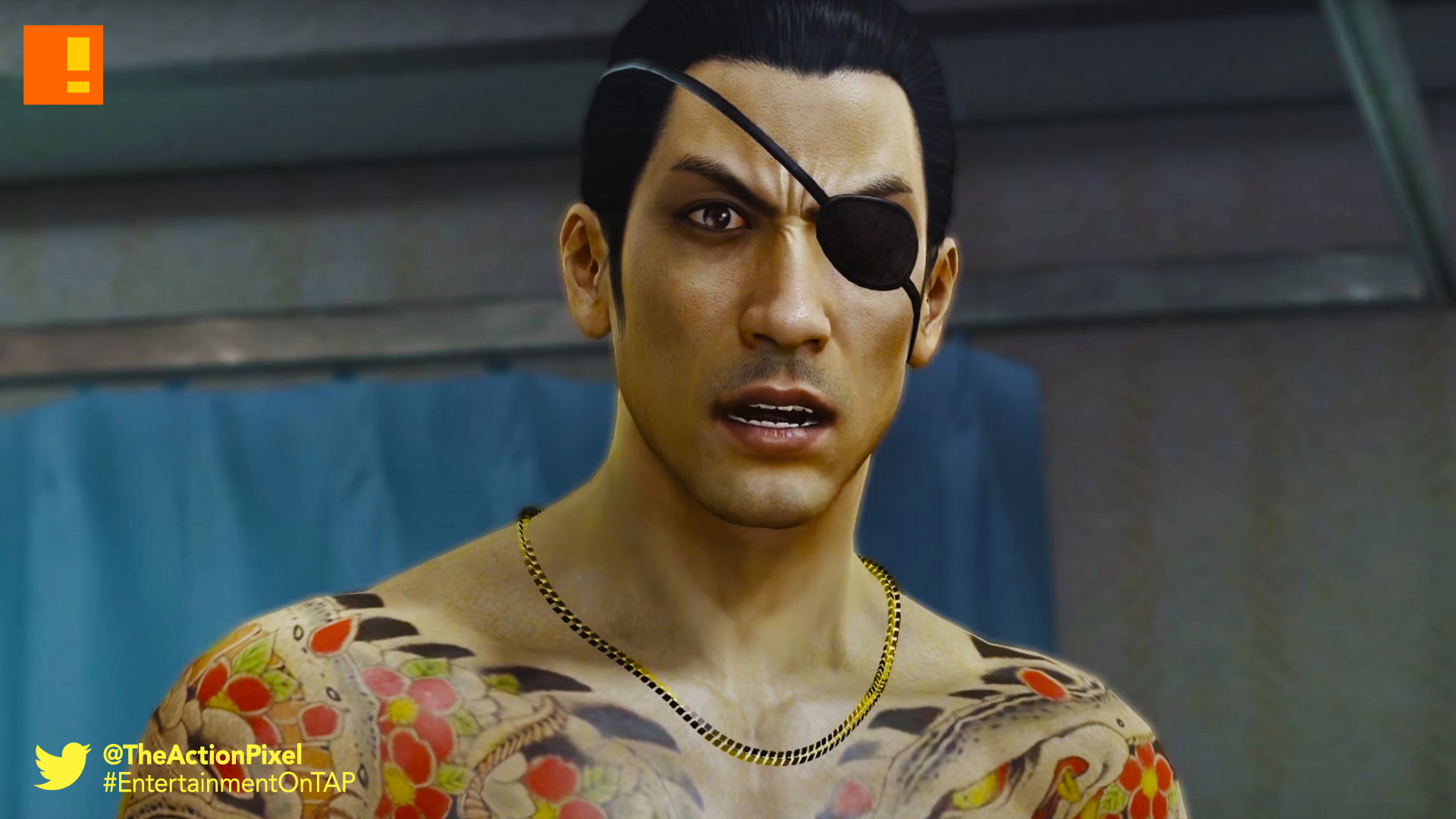 yakuza 0, majima, japan, yakuza, sega, entertainment on tap, the action pixel, #entertainmentontap