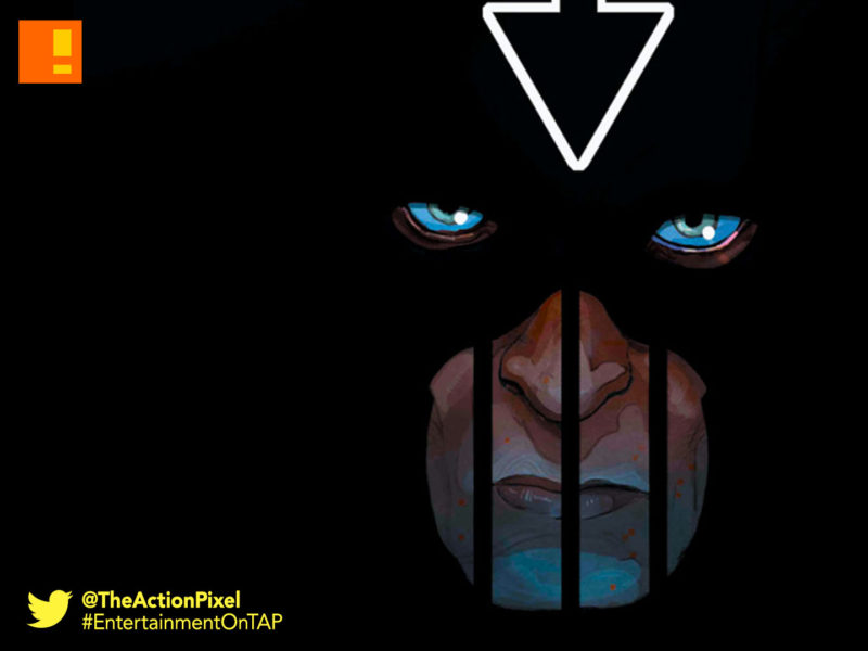 black bolt, inhumans, issue 1,cover art, marvel, marvel comics, comic art, black bolt, the inhumans, the action pixel, entertainment on tap