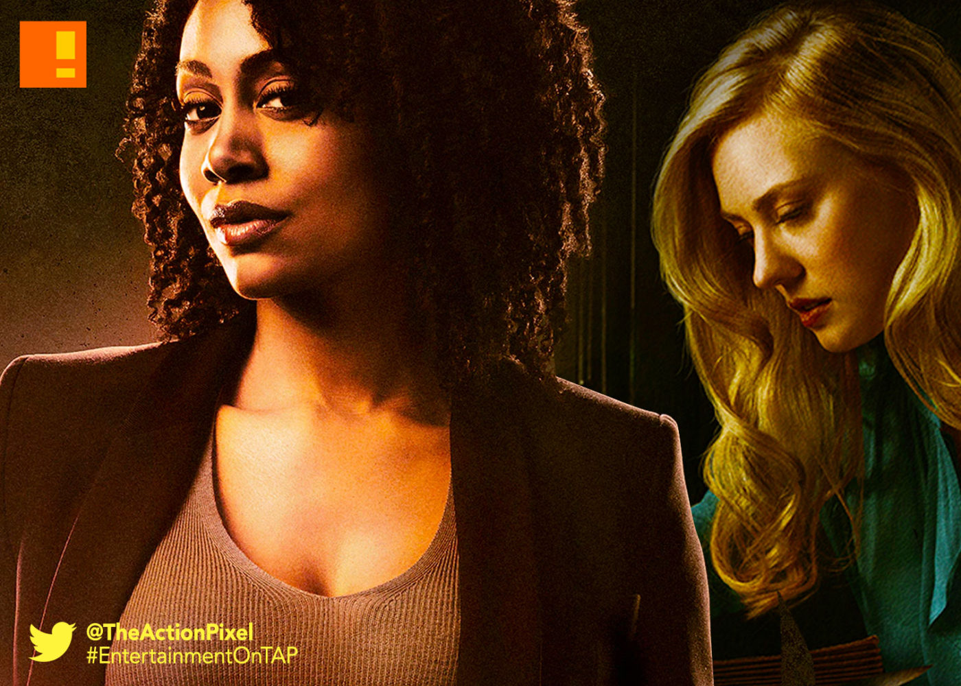 misty Knight, Karen page, the action pixel, entertainment on tap, the action pixel, defenders, marvel comics, marvel, netflix