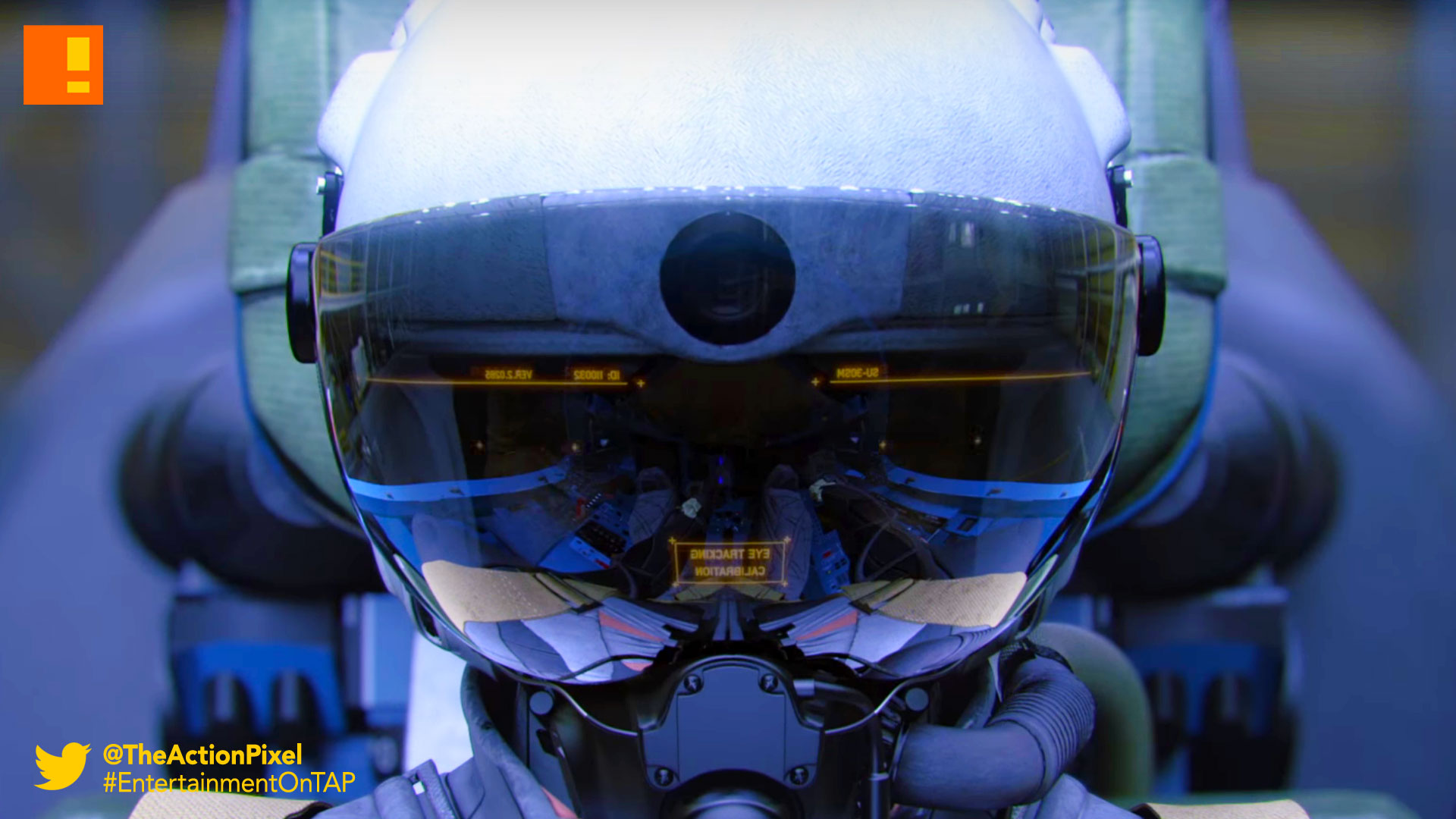 ace combat 7, bandai namco, entertainment on tap, the action pixel, trailer ,