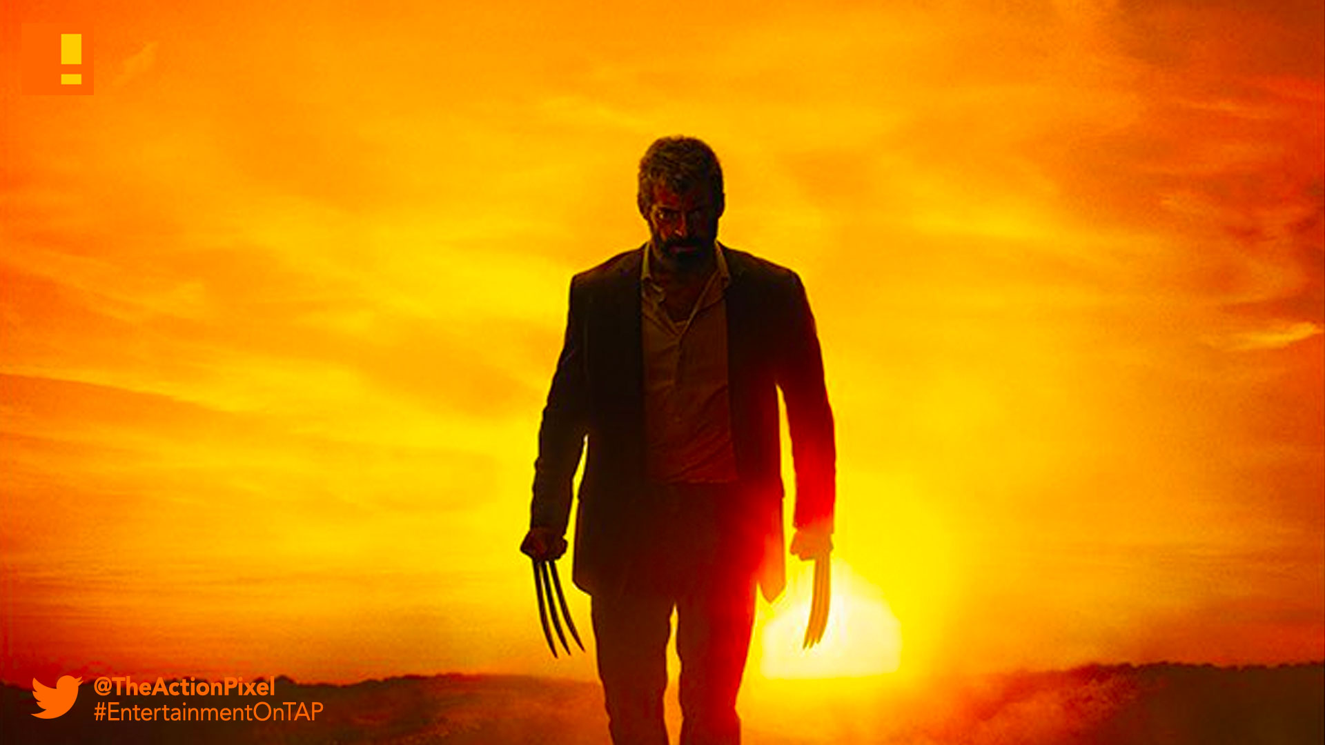 logan, wolverine,the action pixel,entertainment on tap,20th century fox,marvel, marvel comics,poster,