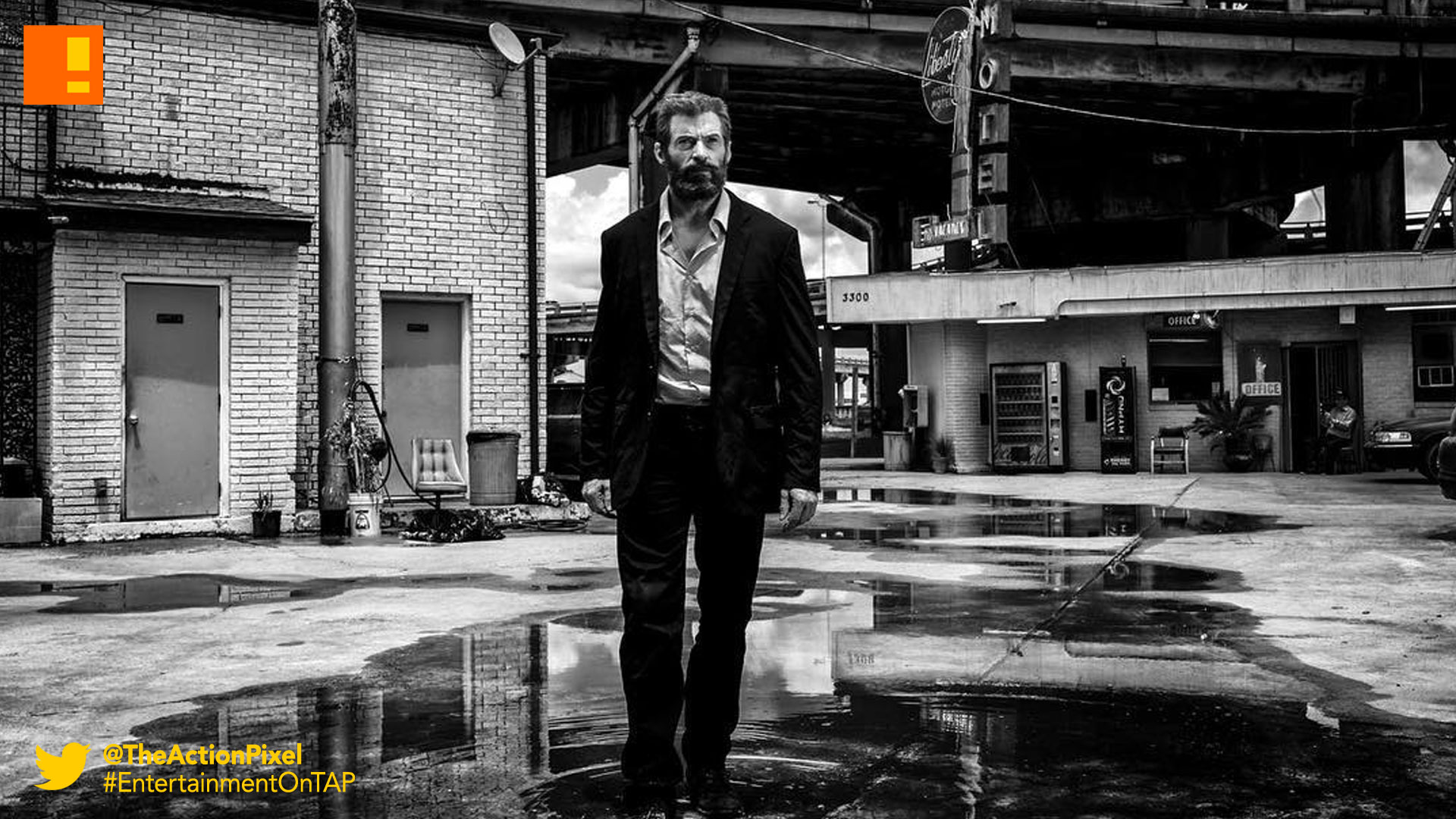 logan, wolverine,the action pixel,entertainment on tap,20th century fox,marvel, marvel comics,