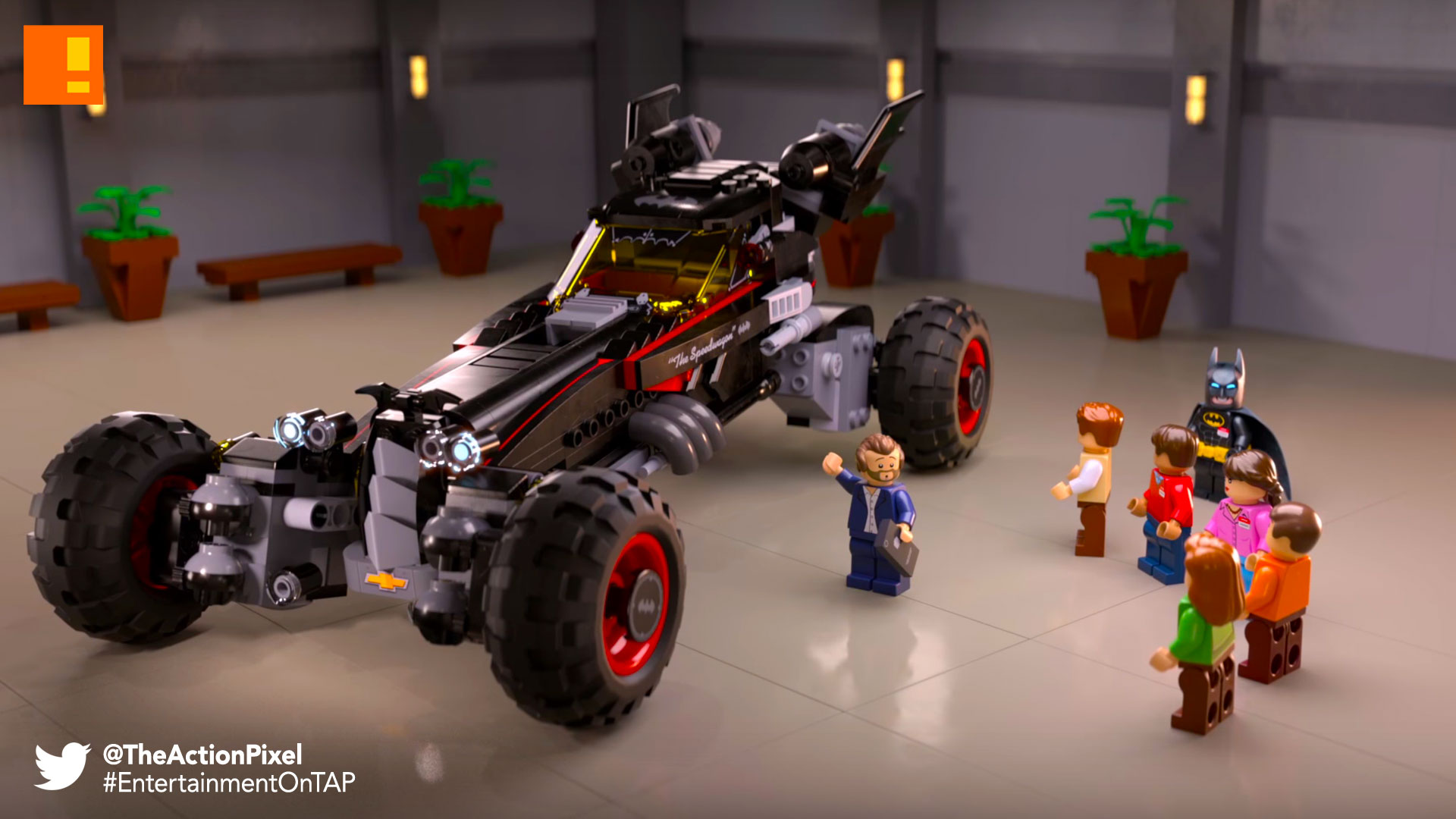 batman, lego,chevy, chevrolet, batman, lego batman, lego batman the movie, dc comics, warner animation group, wag, warner bros., dc comics,