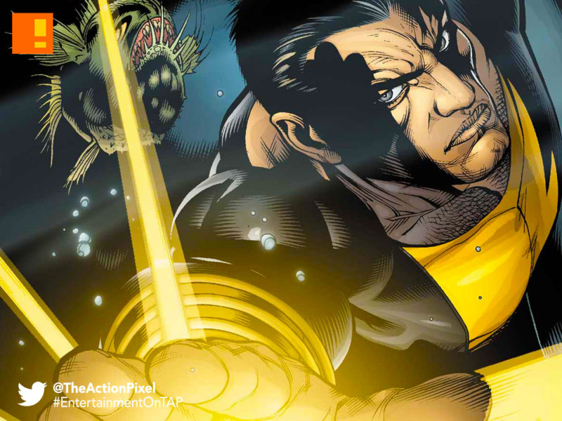 black adam,dc comics, captain marvel, shazam!, black adam, wb pictures, warner bros. warner bros. pictures, entertainment on tap, the action pixel