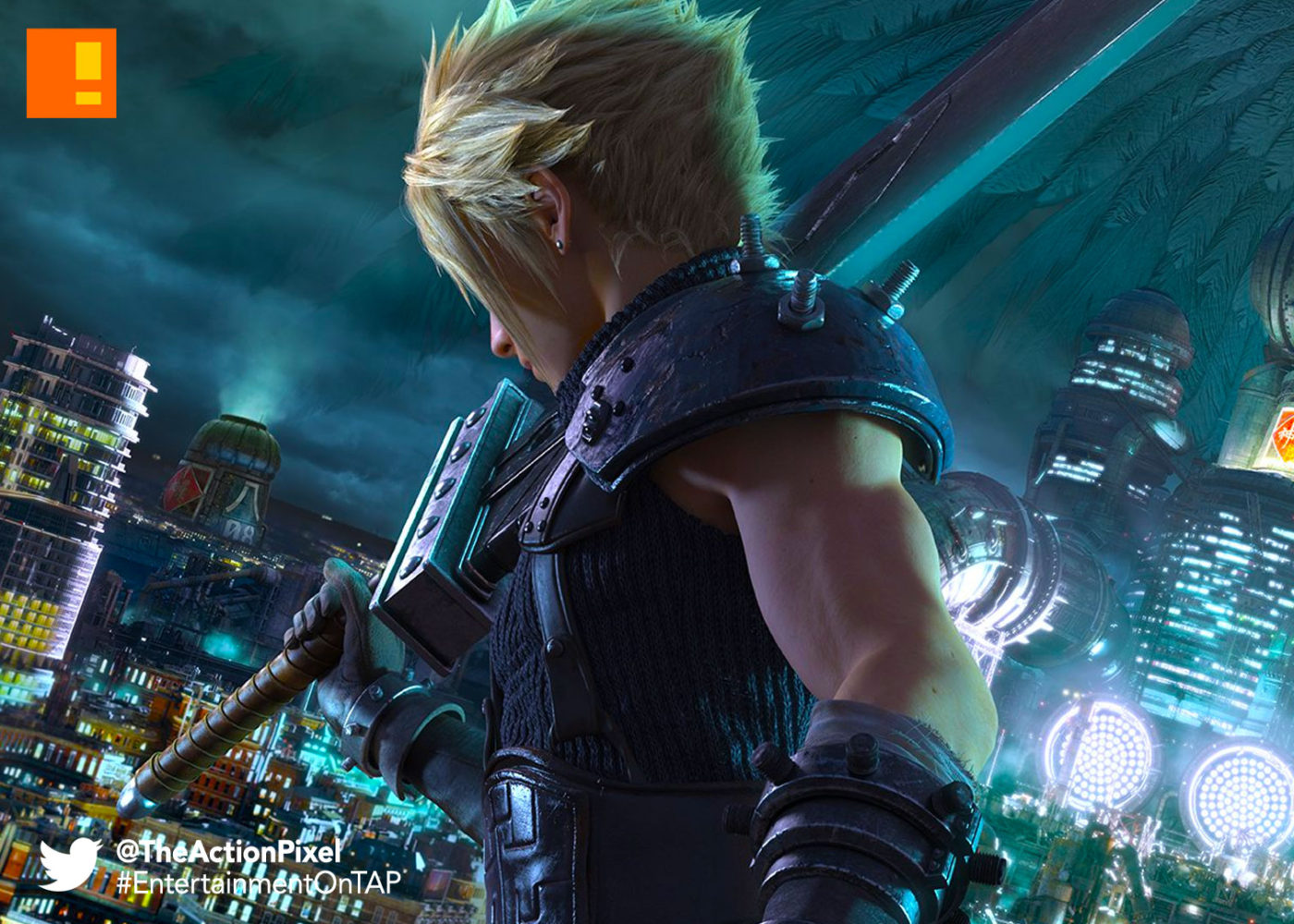 cloud, sephiroth, ffvii, remake, final fantasy, final fantasy 7, final fantasy vii, cloud, krado, sephiroth, square enix,