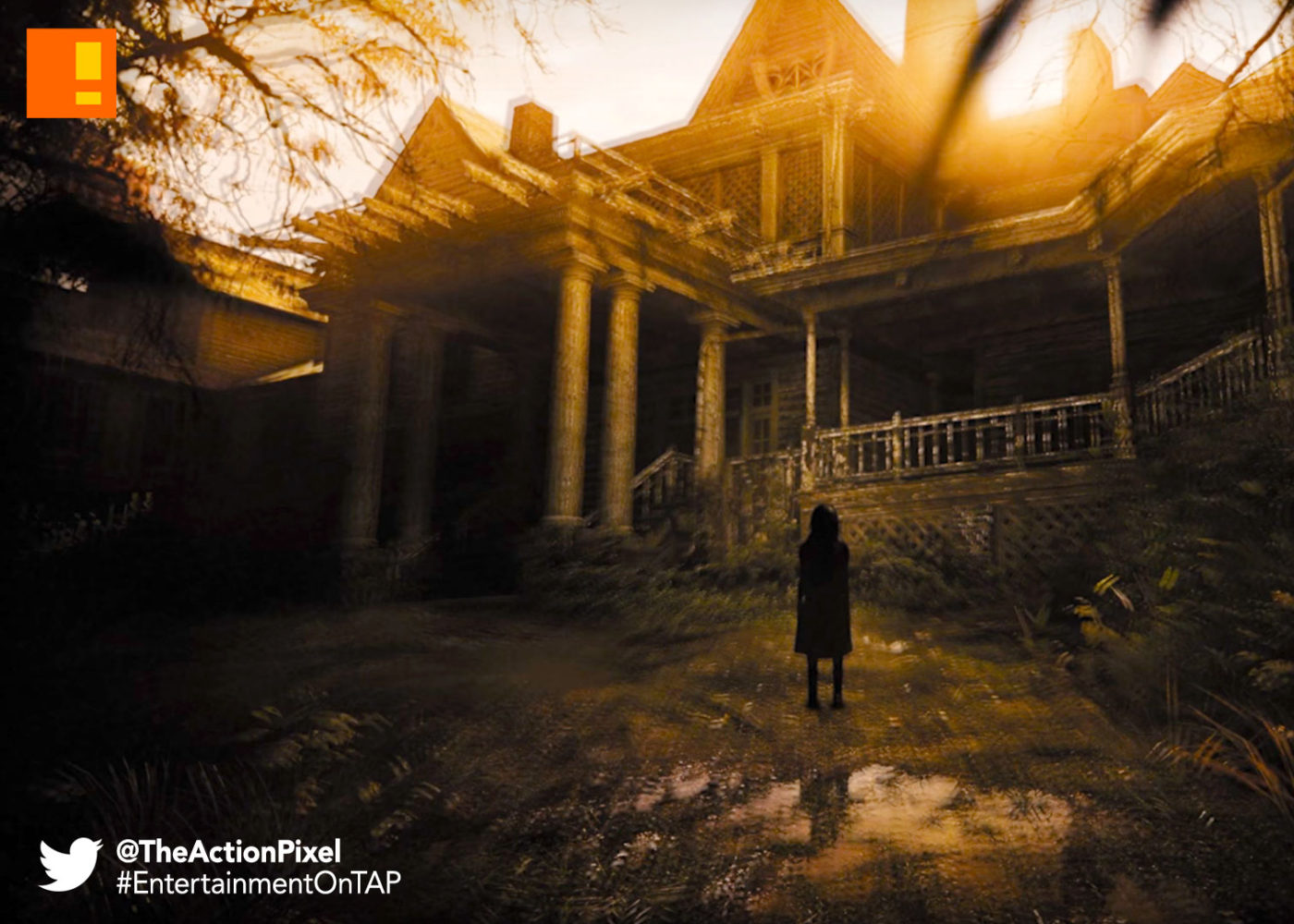 resident evil 7, welcome home, the action pixel, entertainment on tap, capcom, resident evil vii, resident evil vii: biohazard, biohazard,welcome home , trailer,