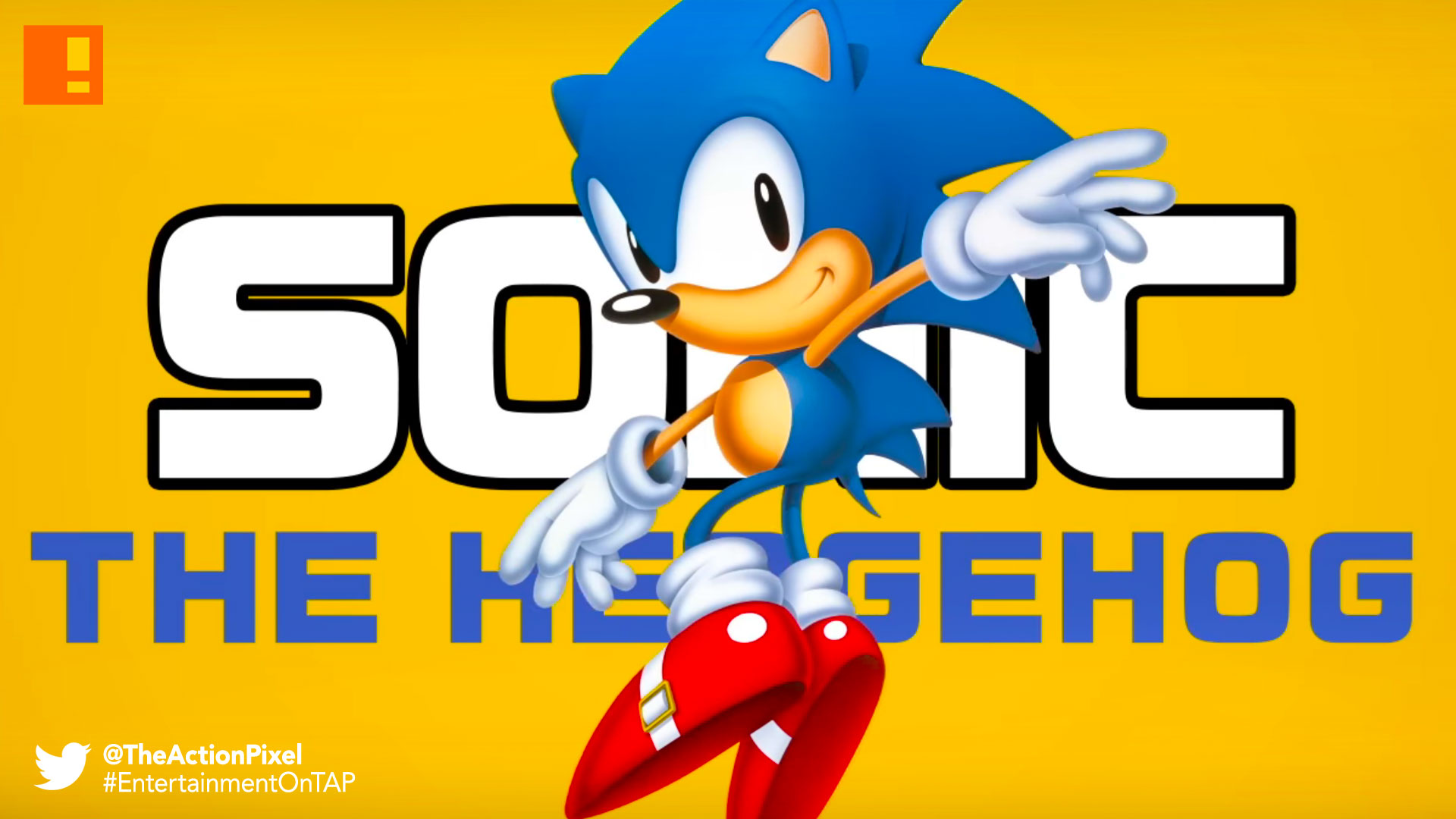 sonic mania, sonic the hedgehog, sonic, sega, the action pixel, tails, knuckles, dr. eggman, the action pixel