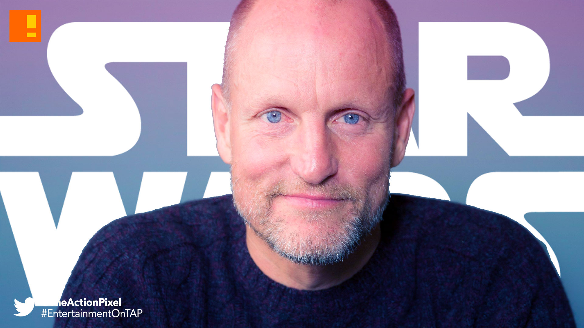star wars, woody harrelson, the action pixel, hans solo, entertainment on tap, the action pixel, lucasfilm , disney,