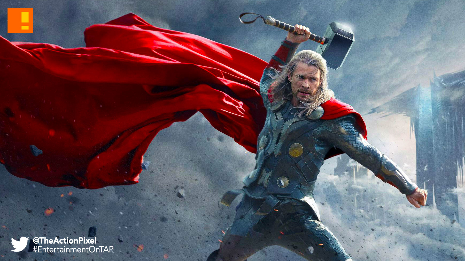 thor, marvel, marvel studios, disney, chris hemsworth, entertainment on tap, the action pixel