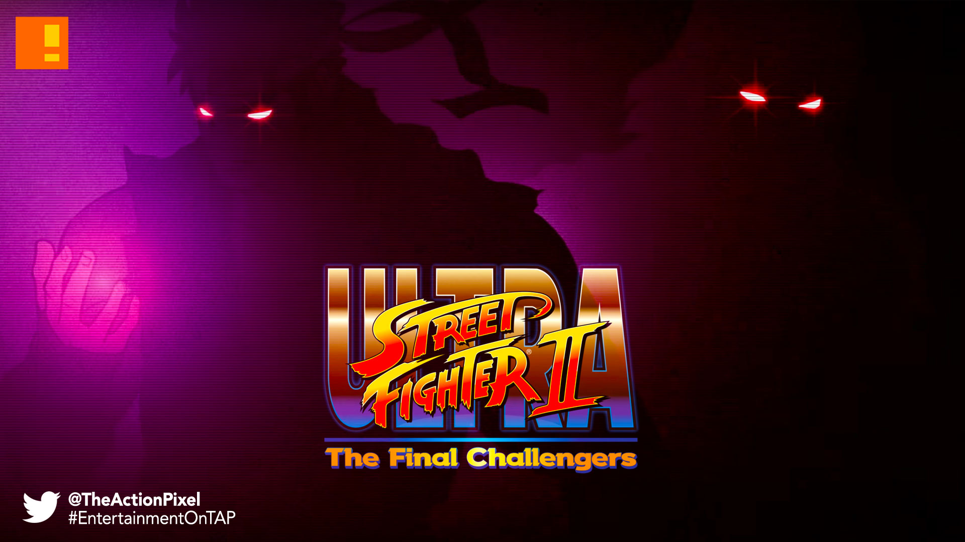 ryu, ken, evil ryu, violent ken, ultra street fighter II, the final challengers, ultra street fighter 2, street fighter, street fighter 2, street fighter ii, announce trailer, trailer, snes, nintendo, switch, nintendo switch, capcom,