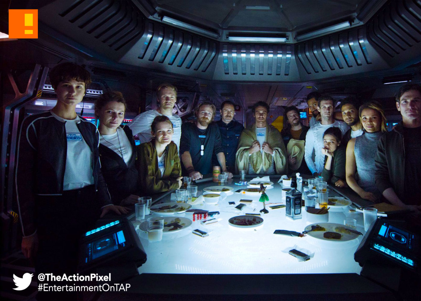alien: covenant,alien: covenant, alien, covenant, ridley scott, neomorph, xenomorph, entertainment on tap, the action pixel, Katherine Waterson, Michael Fassbender, Katherine Waterston, Billy Crudup, Danny McBride, Demián Bichir, Carmen Ejogo, Amy Seimetz, Jussie Smollett, Callie Hernandez, Nathaniel Dean, Alexander England, Benjamin Rigby, 20TH CENTURY FOX, RIDLEY SCOTT,
