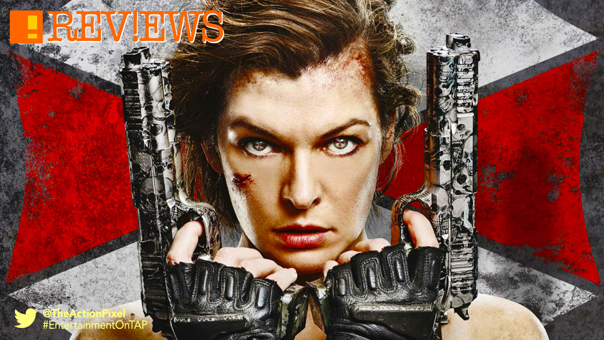 resident evil, timeline, the action pixel, entertainment on tap, tap reviews, screen gems, sony, capcom, milla jovovich, resident evil, poster, resident evil: the final chapter, the final chapter, screen gem, sony pictures, capcom,