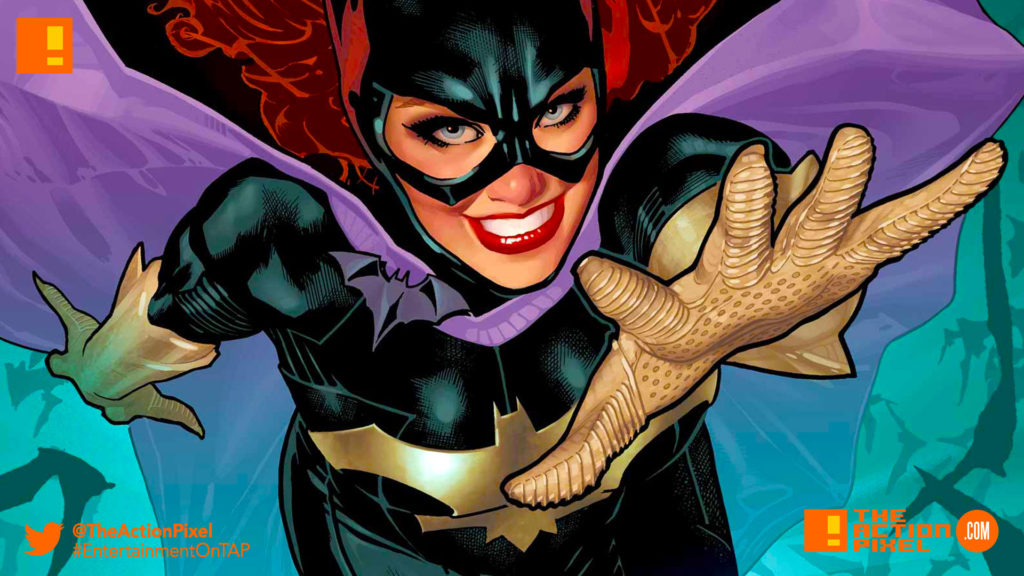 batgirl, dc comics, barbara gordon, entertainment on tap, the action pixel
