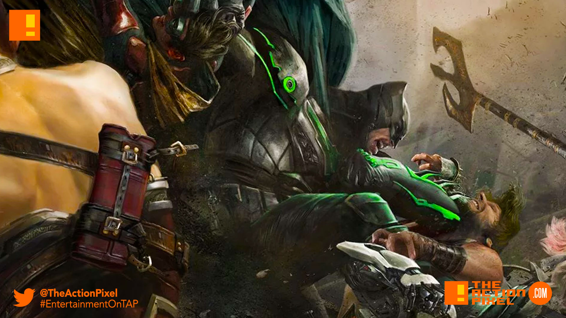 batman, injustice 2, shattered alliances part 2, shattered alliances, batman, dc comics, wb games, netherrealm studios,