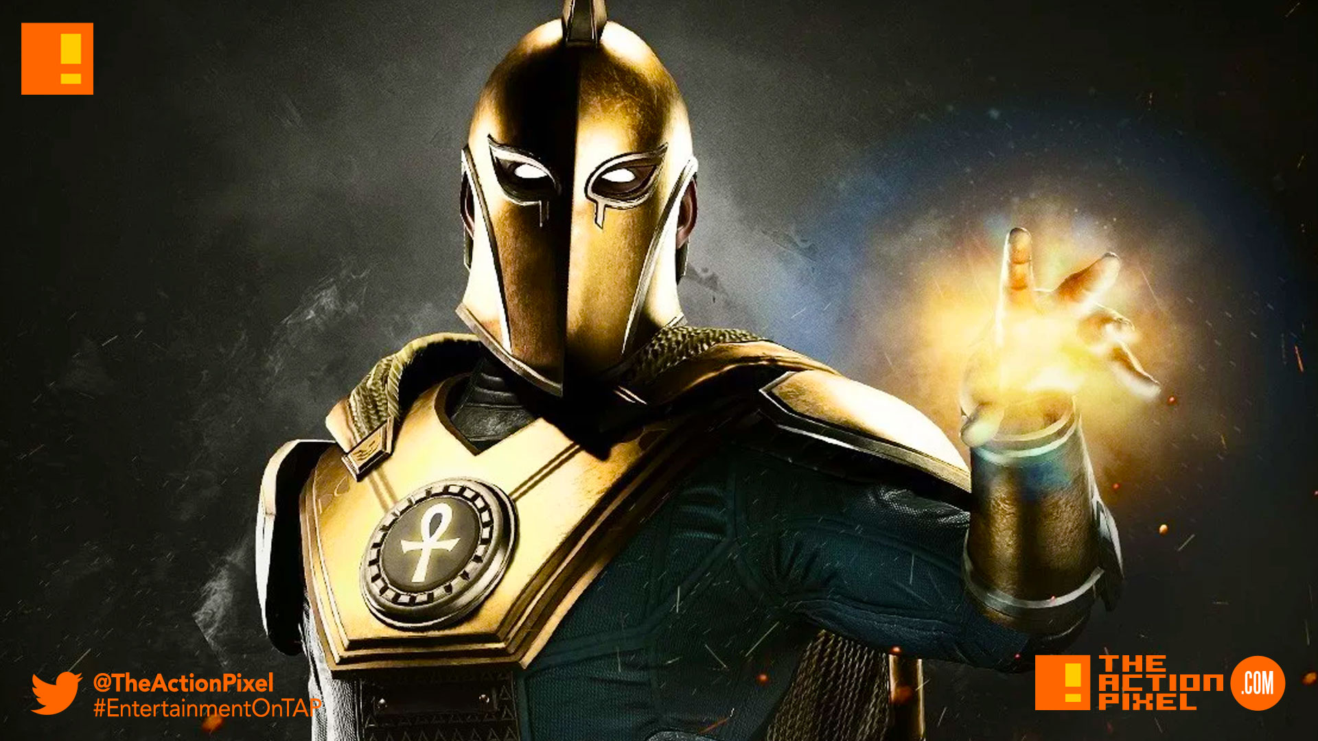 doctor fate, trailer,injustice 2, dc comics, netherrealm studios,wb games, entertainment on tap, the action pixel,