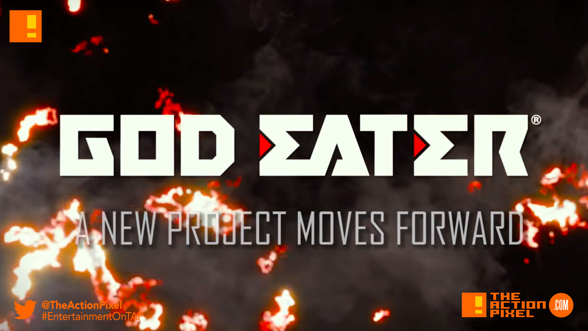 god eater, bandai namco, the action pixel, entertainment on tap,
