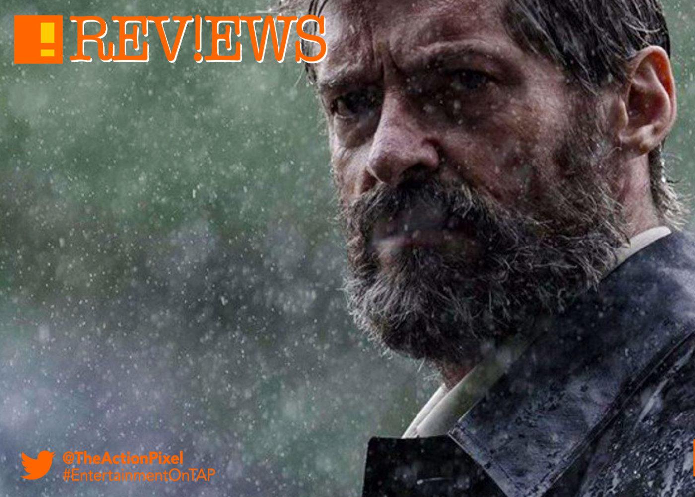 dafne keen, x-23, the action pixel, x-men, wolverine, logan, 20th century fox, marvel, hugh jackman, dafne keen, tap reviews, #tapreviews, review, rating, movie review