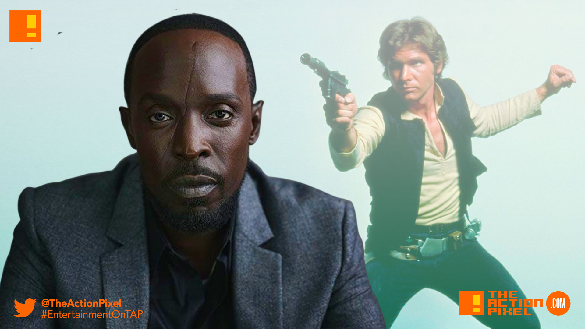 michael l williams, han solo, han solo: a star wars story, star wars, the action pixel, entertainment on tap