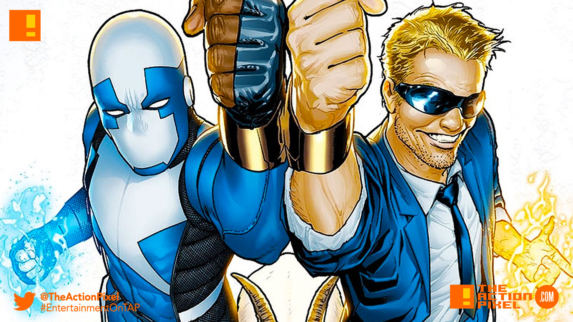 quantum and woody, valiant comics, the action pixel, entertainment on tap, the action pixel