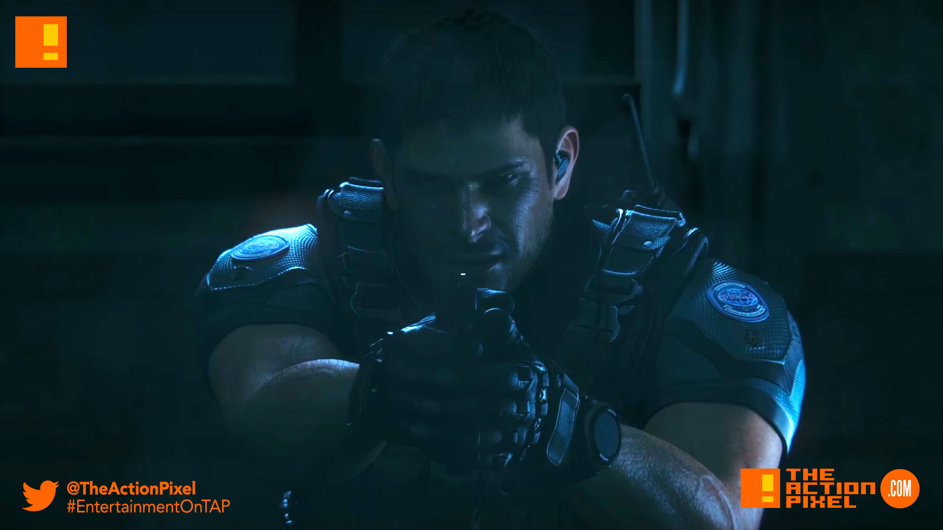 resident evil: vendetta, the action pixel, resident evil, capcom, trailer, entertainment on tap, the action pixel