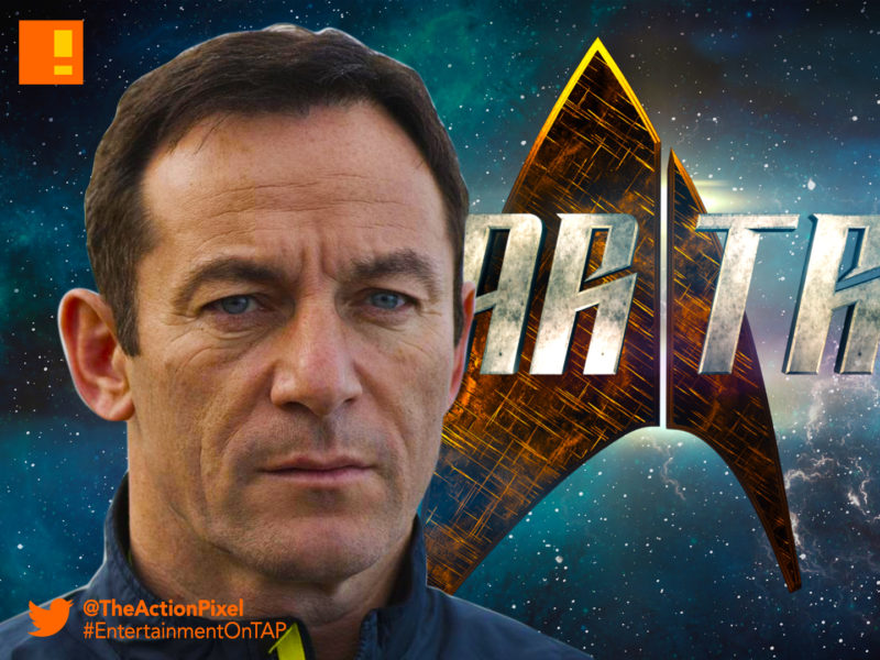 star trek, star trek discovery, jason isaacs, the action pixel, entertainment on tap,