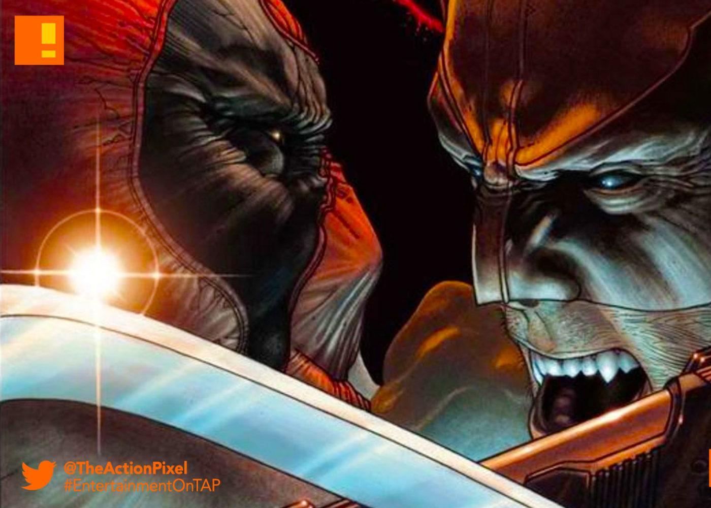 wolverine, Deadpool, marvel, the action pixel, entertainment on tap,