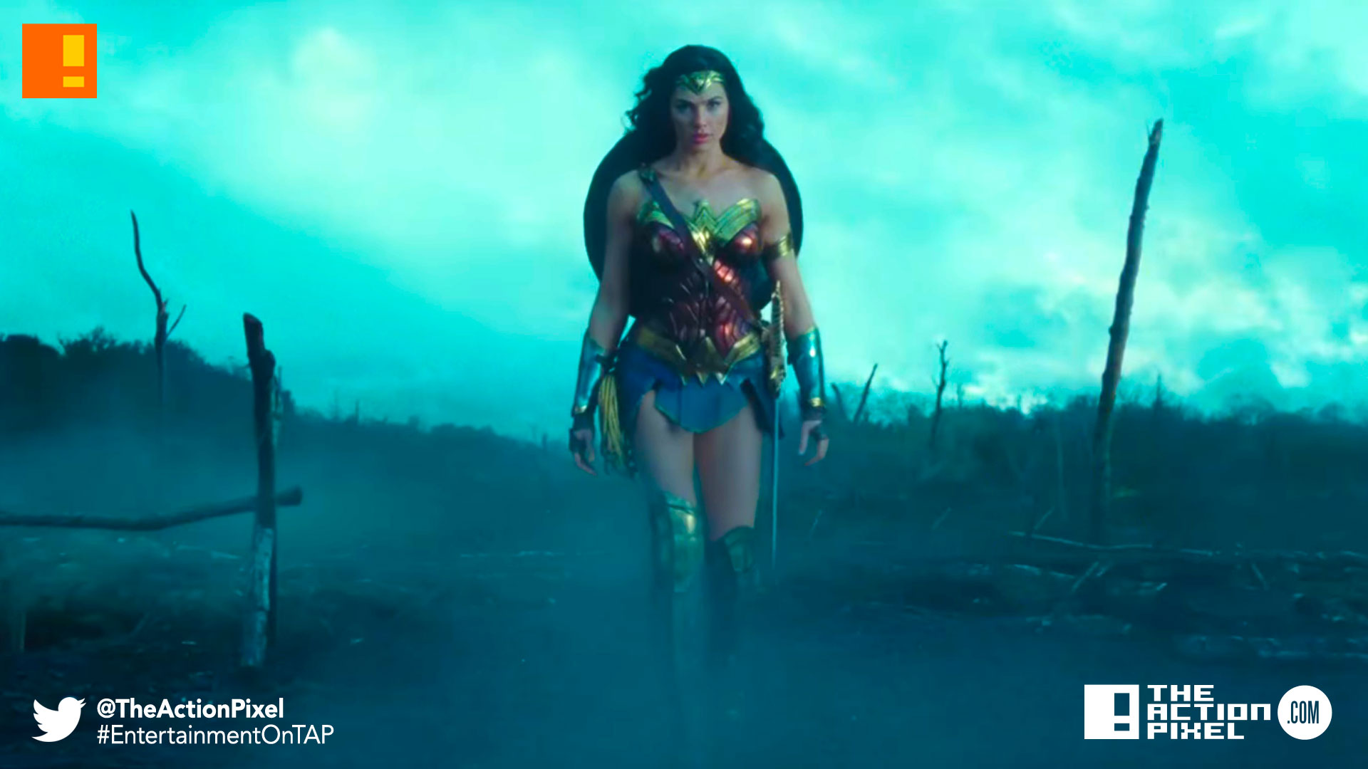 wonder woman,the action pixel, entertainment on tap, wb pictures, warner bros. entertainment , the action pixel, gal gadot, ww,bracelets, origin, trailer