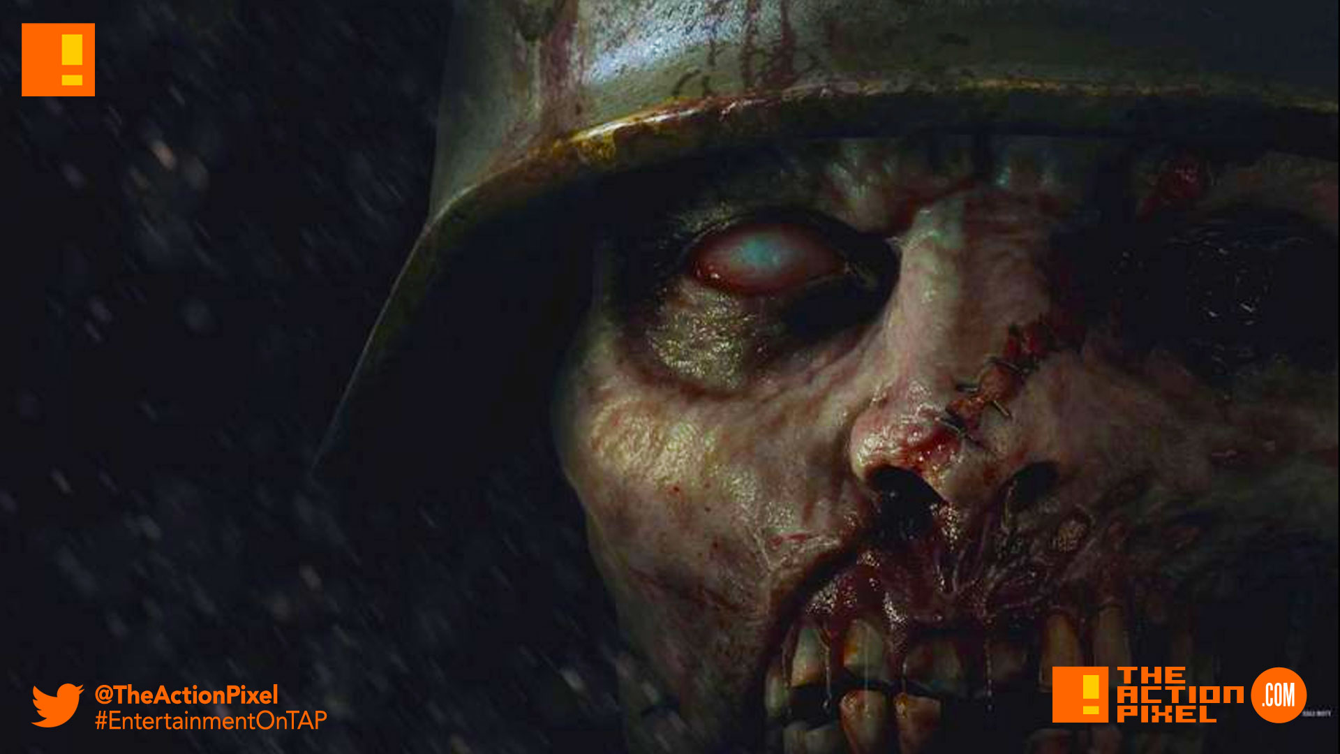 cod, ww2, call of duty, call of duty ww2, world war 2, trailer, reveal trailer,zombies,zombie