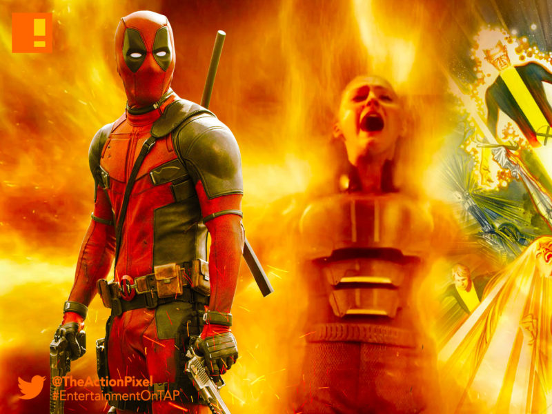deadpool, dark phoenix, new mutants, fox, 20th century fox, marvel, x-men, entertainment on tap, the action pixel