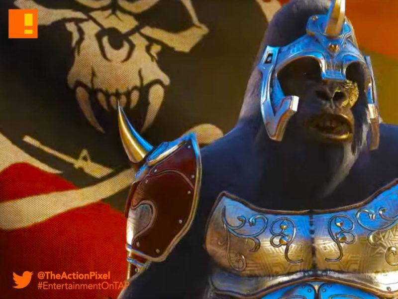 gorilla grodd, injustice 2, wb games, netherrealm studios, the action pixel, dc comics, warner bros. entertainment , the action pixel, superman, dc comics