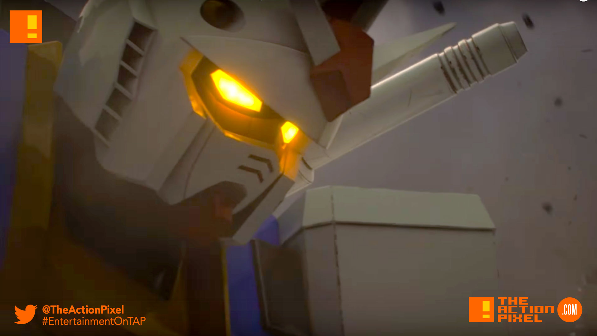 gundam versus, bandai namco, bandai namco entertainment,the action pixel, entertainment on tap,