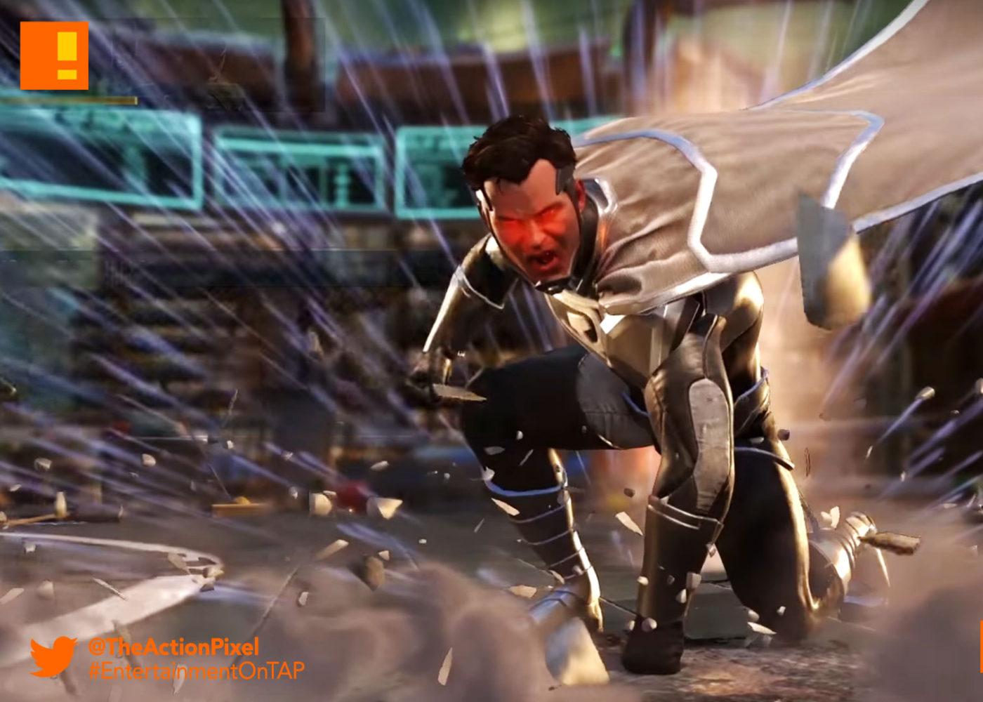 injustice 2, batman, gear, your battles your way, superman, injustice 2, injustice,dc comics, netherrealm studios, dc entertainment , warner bros.,