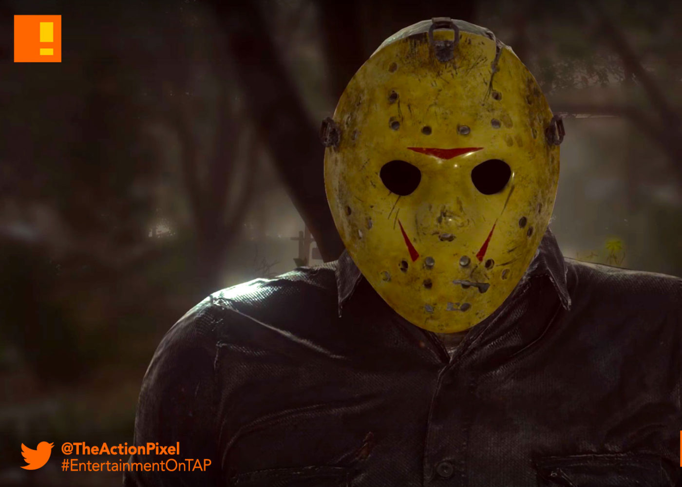 FRIDAY THE 13, JASON VOORHEES, ill fonic, friday the 13th: the game, friday the 13th, gun media, trailer, launch date, announcement,