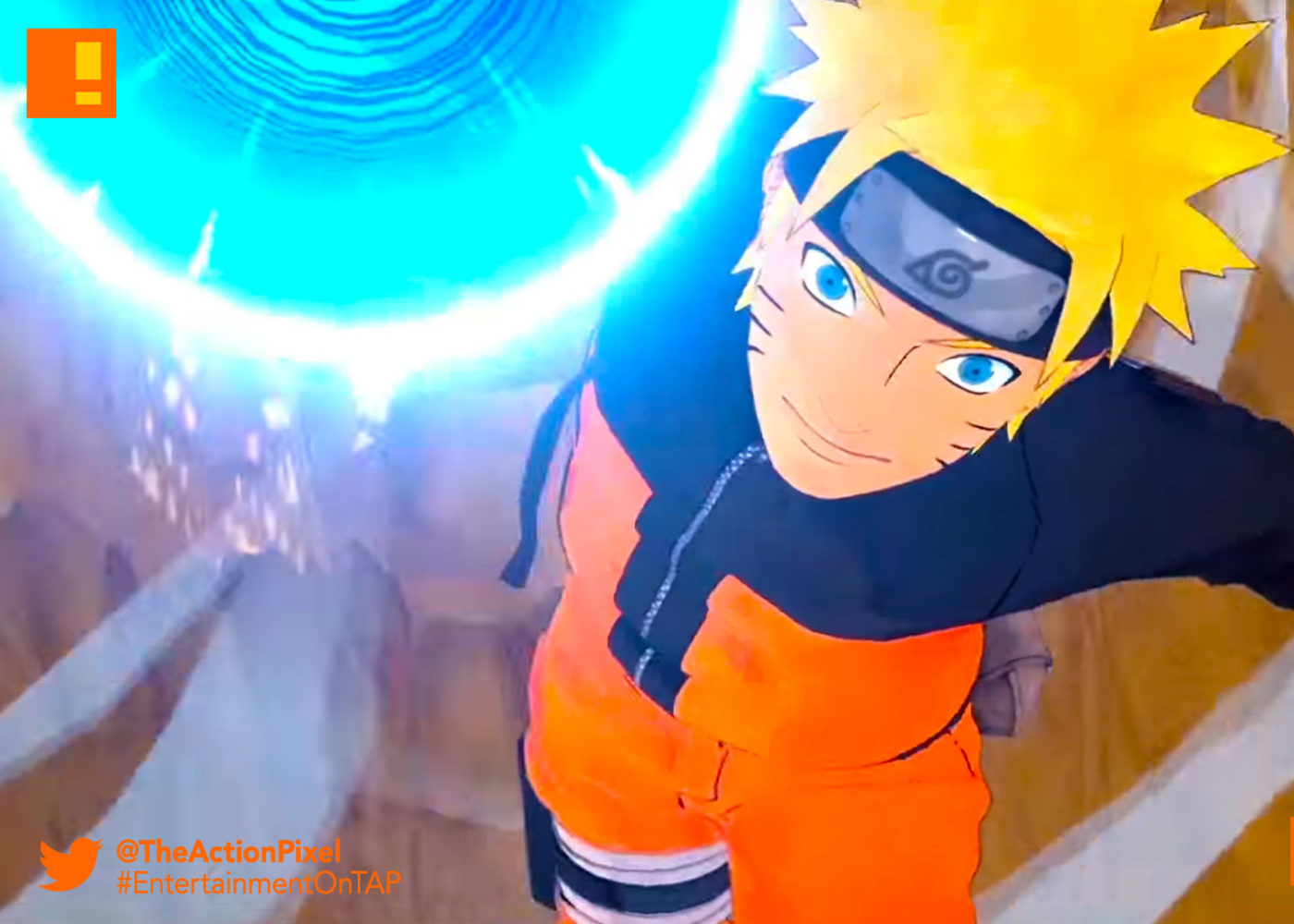narutoto boruto: shinobi strike, the action pixel, naruto, entertainment on tap, the action pixel