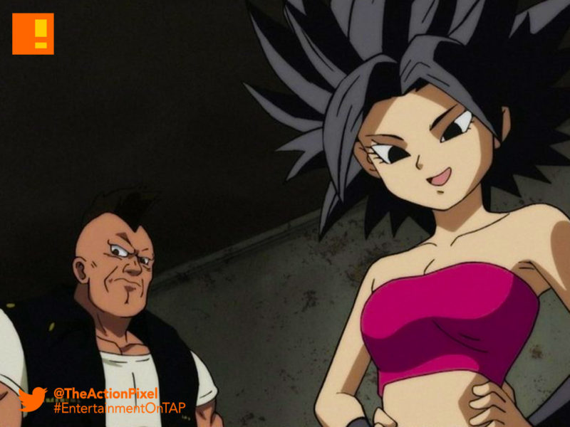 dragon ball super, dbz, dragon ball z, caulifla, woman, female, saiyan,