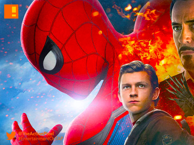 spiderman, poster spider-man: homecoming, spider-man, spiderman, homecoming, marvel, marvel comics, disney, marvel studios, sony, the action pixel, entertainment on tap, tom holland, images,vulture, trailer, trailer 3,poster,iron man, robert downey jr., michael keaton,