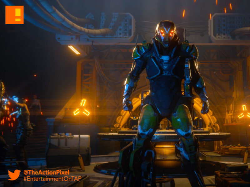 anthem, teaser, trailer,ea, electronic arts, anthem, bioware, the action pixel, entertainment on tap