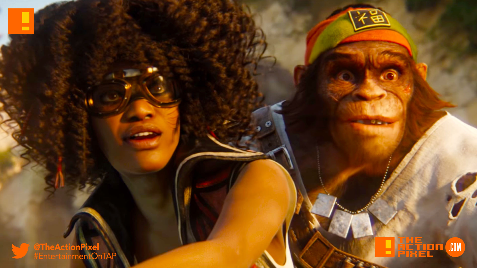 beyond good and evil 2, Beyond Good and Evil 2, E3 2017,,Announcement Trailer