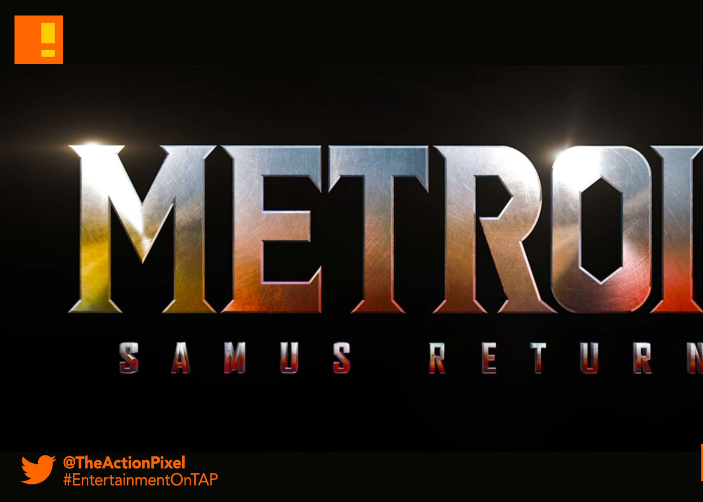 metroid: samus returns, metroid, samus returns, the action pixel, entertainment on tap,