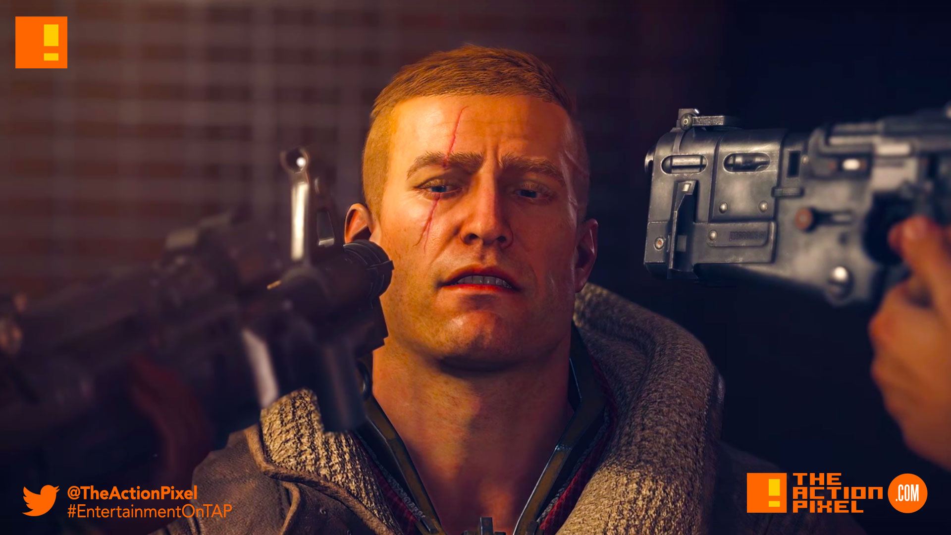 Wolfenstein Ii The New Colossus Reveal Trailer Reminds Us How