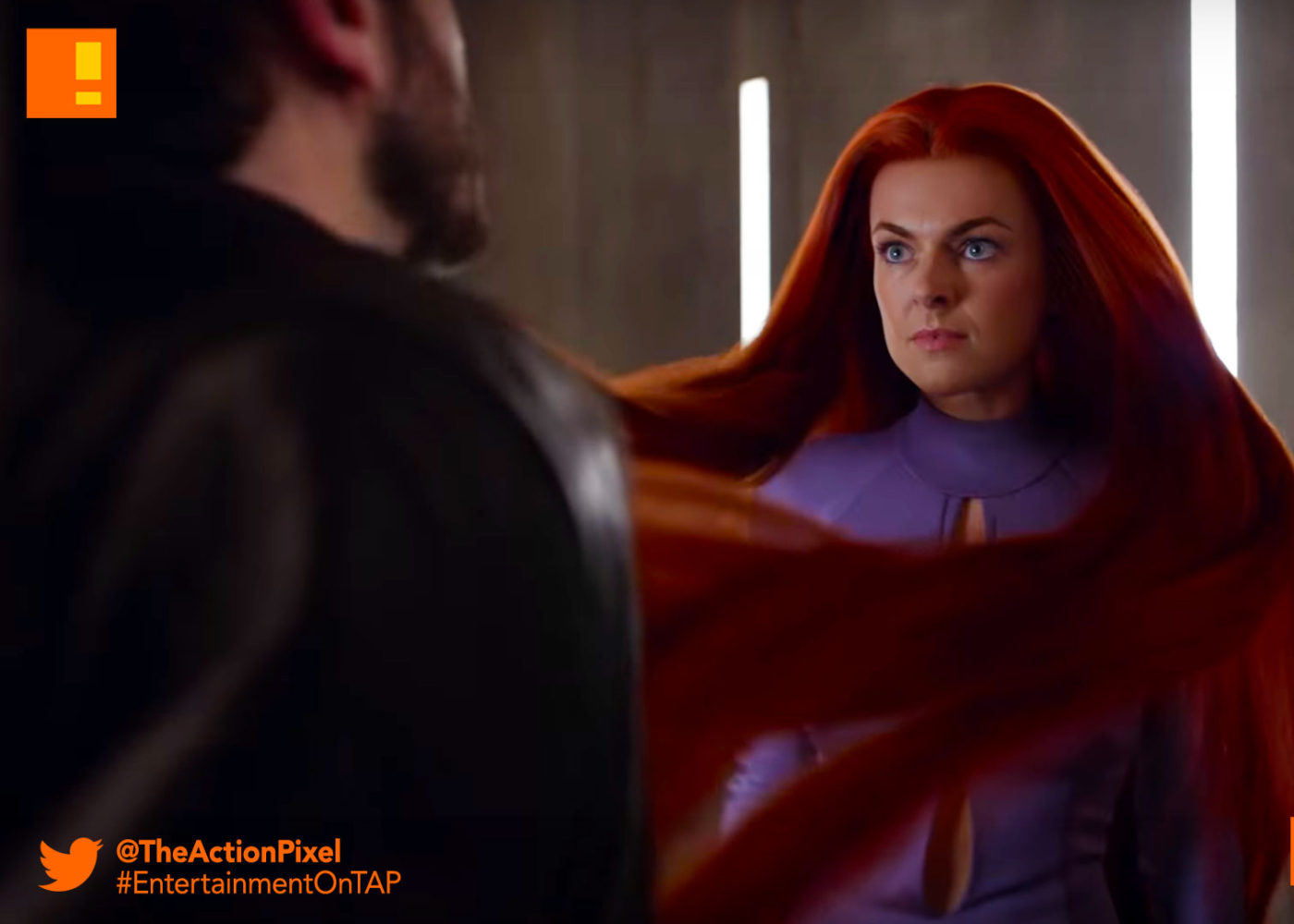 sdcc , trailer, imax, inhumans, Black Bolt, Medusa, Maximus,poster, marvel, imax, the inhumans, marvel's inhumans,the action pixel, entertainment on tap, poster,