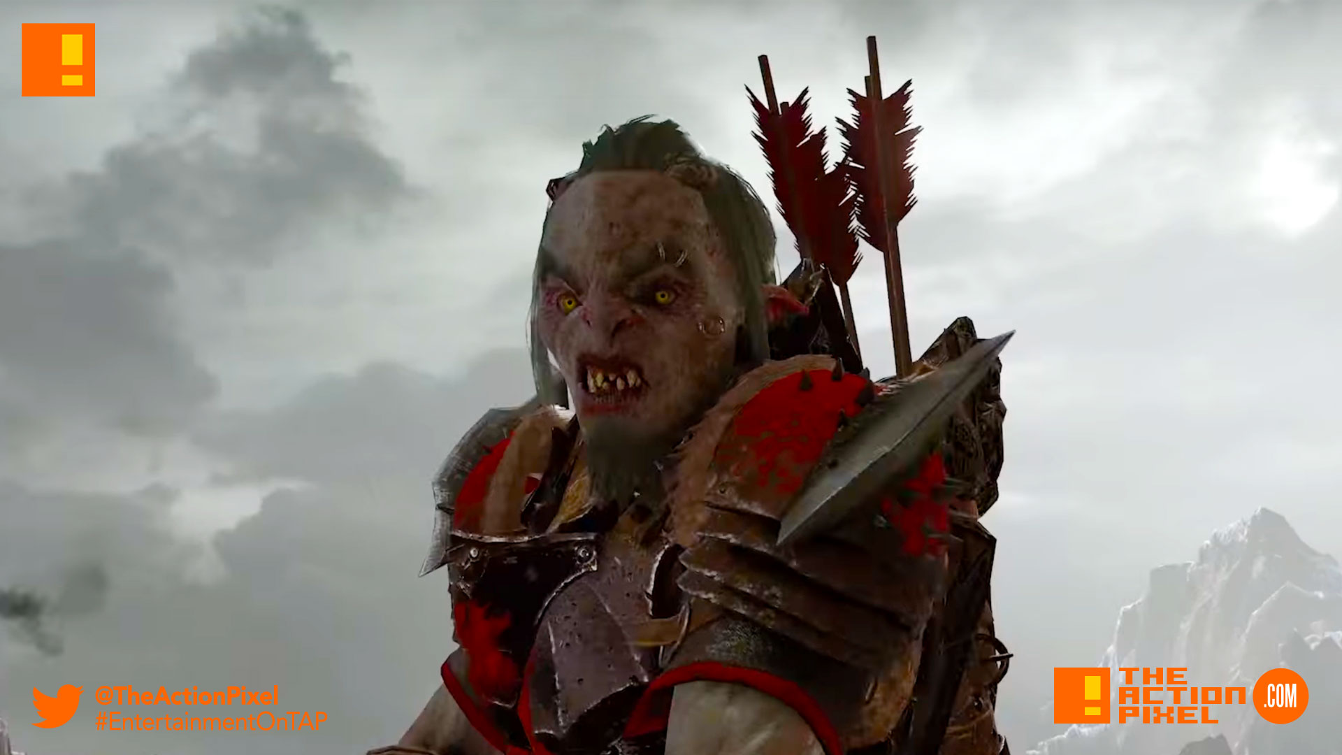 shadow of war , wb games, warner bros, Shadow of War , Kumail Nanjiani , The Agonizer ,Trailer, middle earth, middle-earth,