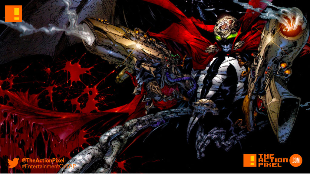 spawn, todd macfarlane, the action pixel, entertainment on tap,