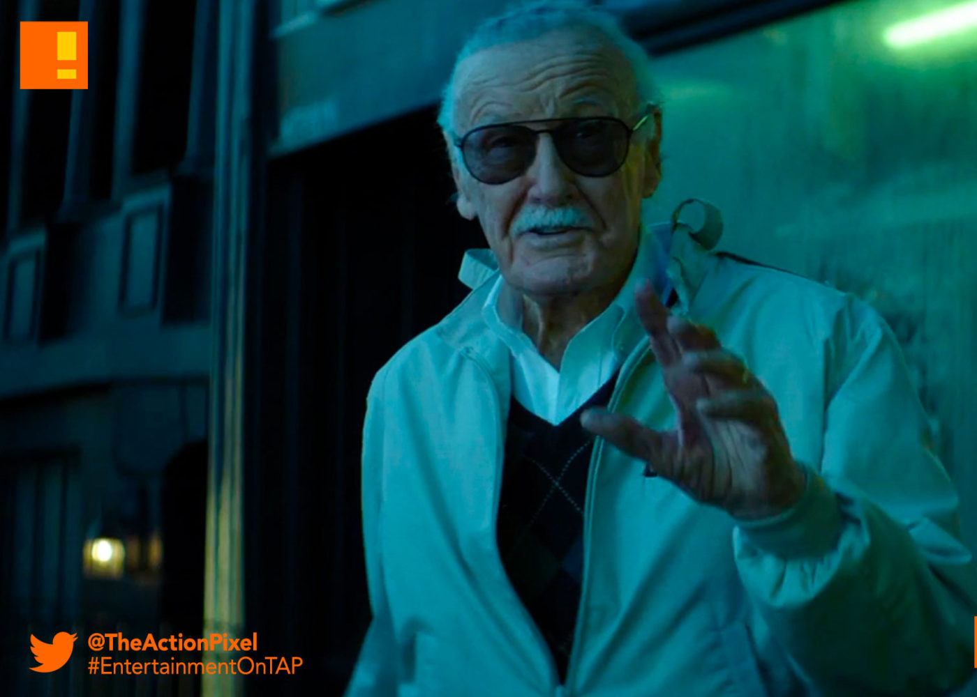 stan lee, marvel, the action pixel, entertainment on tap, netflix, marvel, punisher, jessica jones, the defenders, defenders, luke cage, iron fist,