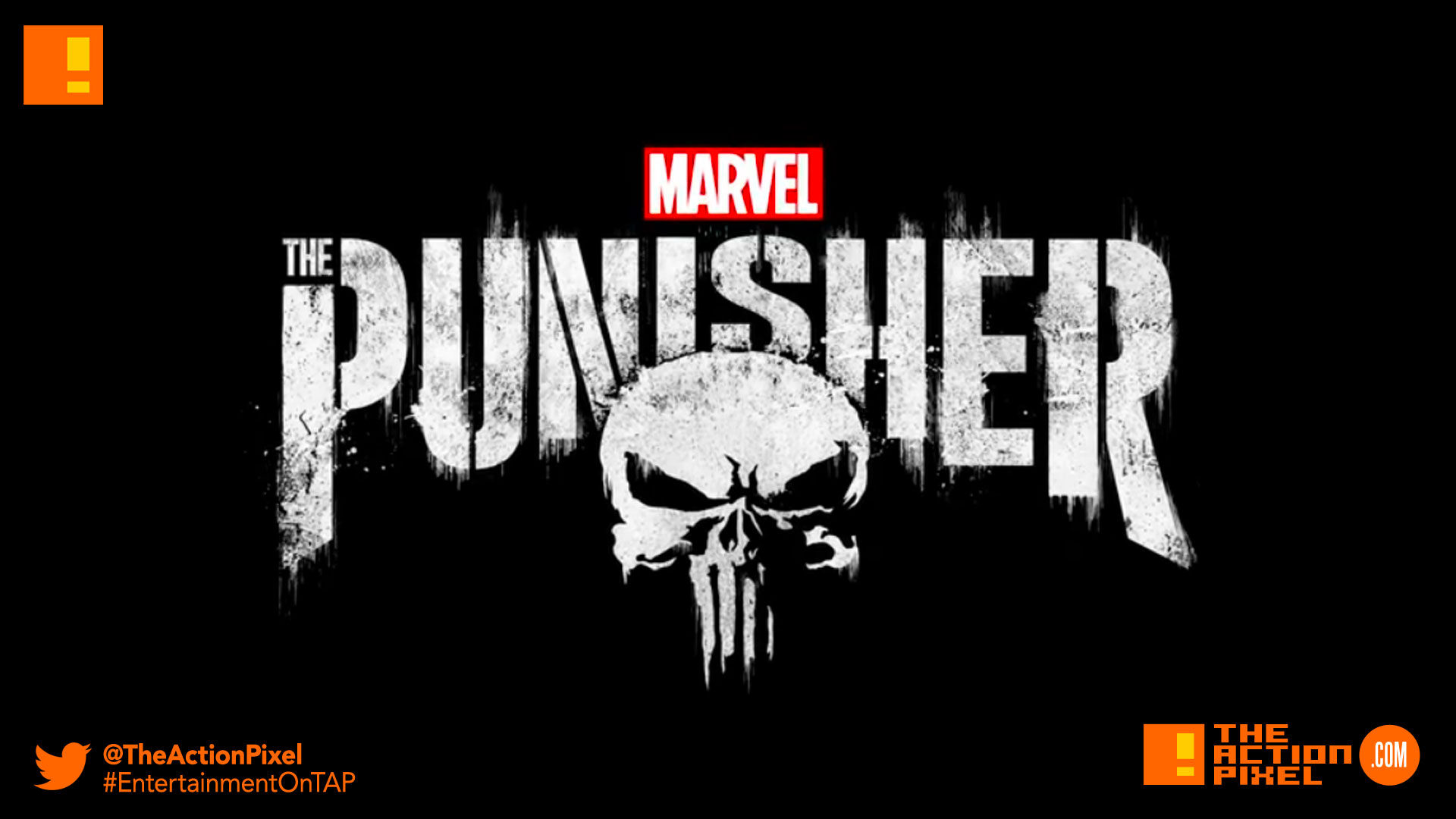 logo, the punisher, karen page, the action pixel, marvel, netflix, new york, Deborah Ann Woll, jon bernthal,netflix, marvel,